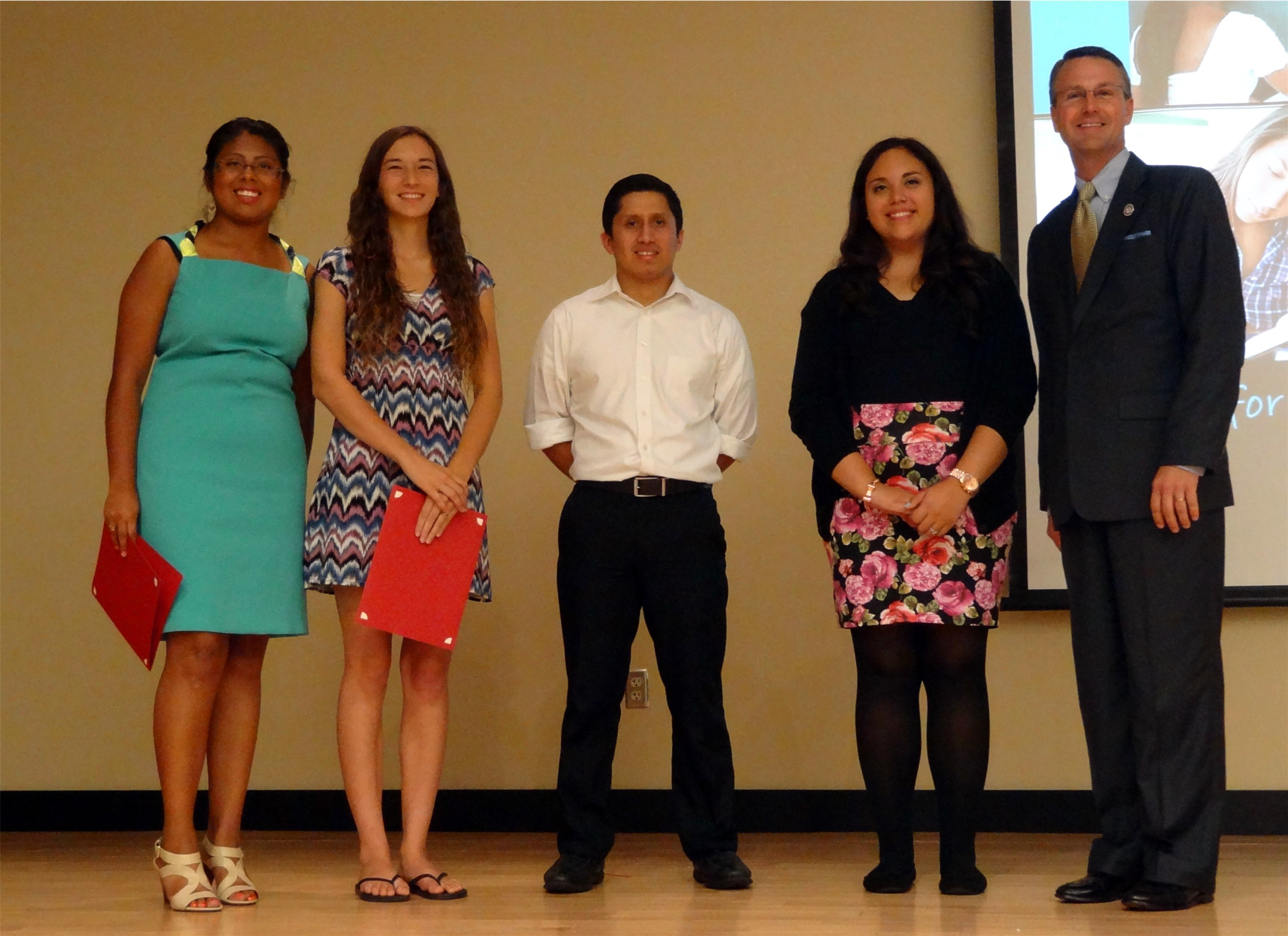 LULAC students 2013