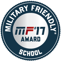 2016 Military Friendly Award