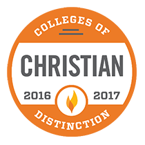 Christian College Distinction logo 2016b