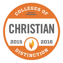 Christian College Distinction Award 2015