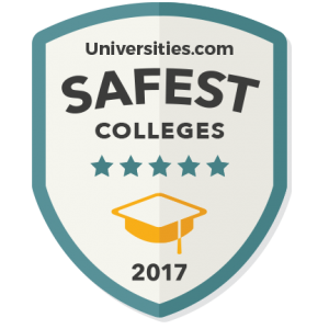 Safest College Campuses 2017
