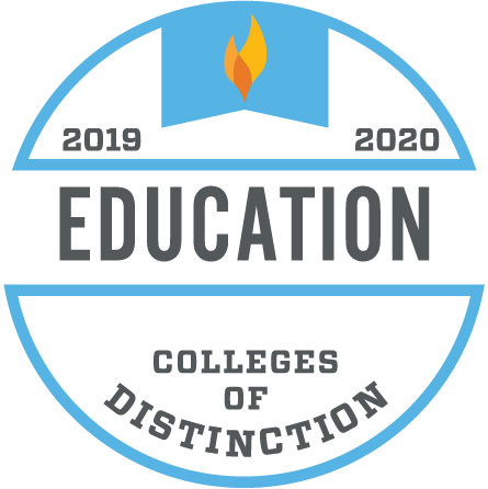 College of Distinction Education
