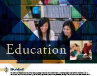Education Flyer Image