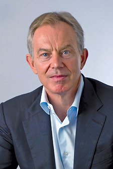 Tony Blair Portrait