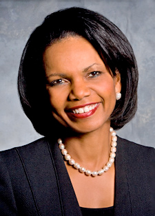 Condi Rice Photo Past