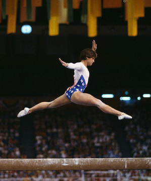 IS Mary Lou Retton