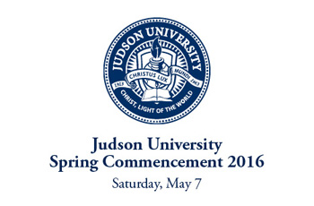 Commencement Spring 2016