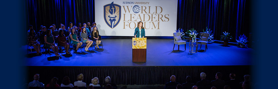 WLF 2016 Queen Noor