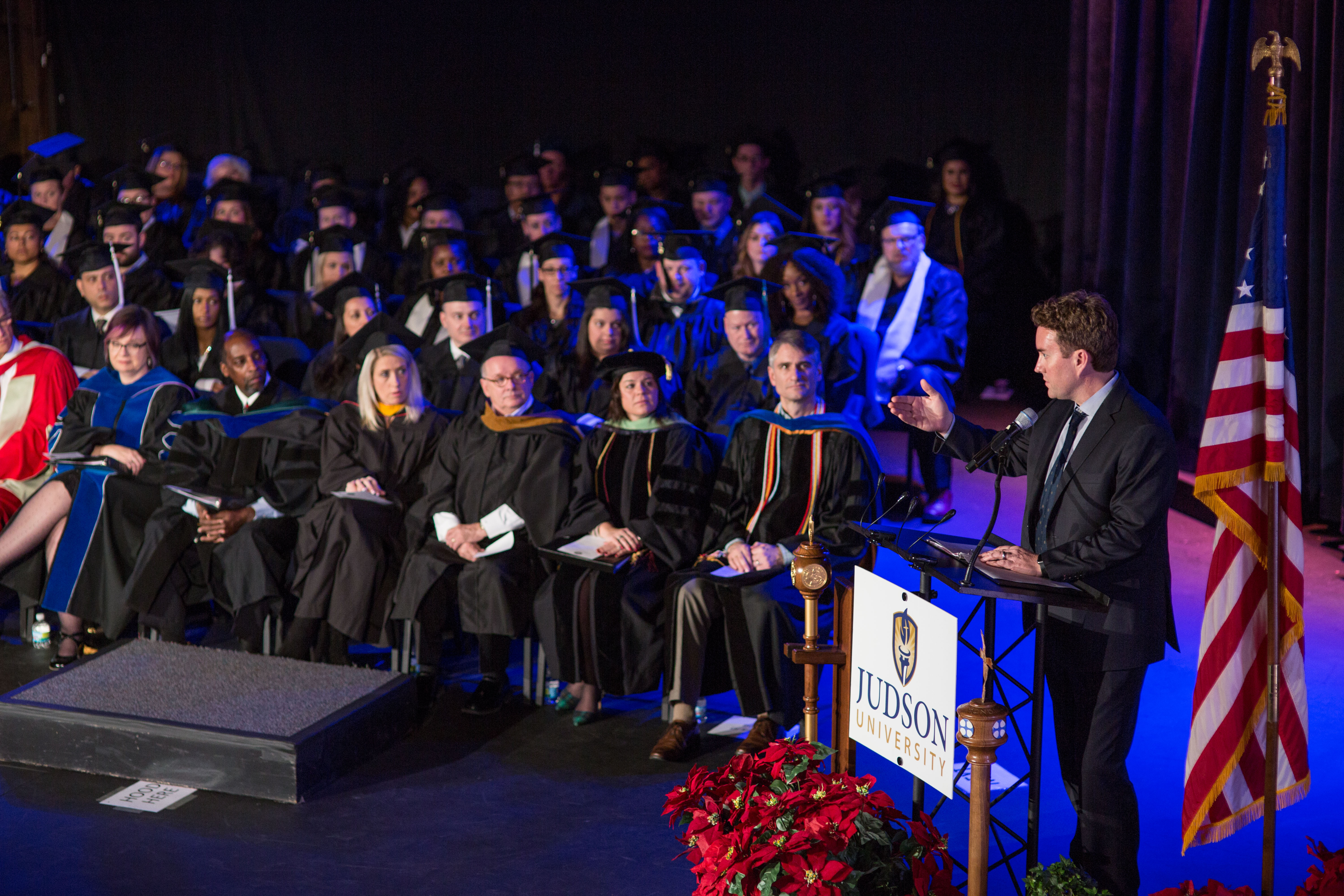 Commencement Speaker Shawn Flynn