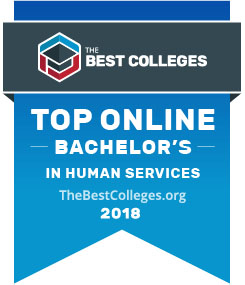 Best College's Human Services Honor